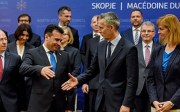 """NATO quyết mở toang cửa mời chào """"tâm điểm"""" tranh giành giữa Nga và phương Tây"""