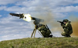 Kornet, sát thần diệt tăng phương Tây giúp Nga ngẩng cao đầu tại Trung Đông