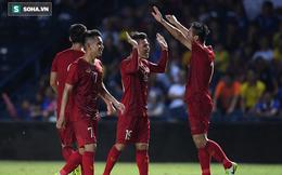 Đánh bại Thái Lan, Việt Nam tiến bước vượt qua Jordan trên BXH FIFA
