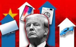 """Thêm dầu vào lửa, TT Trump lại dọa đánh thuế thêm ít nhất 300 tỉ USD hàng hóa TQ """"vào thời điểm thích hợp"""""""