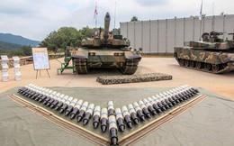 """K2 """"Báo đen"""" - siêu tăng chủ lực của Hàn Quốc"""