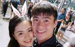 """Lây bệnh """"gắt"""" của người yêu, bạn gái Duy Mạnh vào hẳn Facebook cầu thủ Thái Lan bình luận khiến ai đọc xong cũng choáng"""