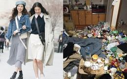 Vỡ mộng về giới trẻ Hàn với cuộc thi 'Ai ở bẩn nhất?': Quần là áo lượt ra đường nhưng phòng riêng không khác gì bãi rác