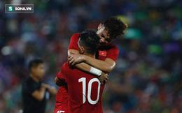 U23 Việt Nam 2-0 U23 Myanmar: Chủ nhà chiến thắng thuyết phục trong trận cầu có 2 thẻ đỏ