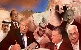 """Mỹ sắp đi bước đầu tiên trong """"Thoả thuận thế kỷ"""": Chưa triển khai đã thấy trước thất bại"""