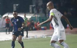 """4 phút """"thần kỳ"""" giúp Campuchia giành chiến thắng quan trọng tại vòng loại World Cup 2022"""