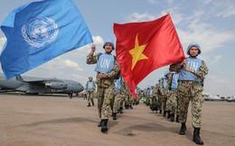 Việt Nam ứng cử Hội đồng Bảo an: Ưu tiên nhiệm vụ gìn giữ hòa bình