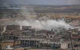 """Giao tranh liên miên, dân thường Syria dựng """"lá chắn"""" phòng thủ"""