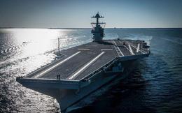 """Trớ trêu: Tiêm kích tàng hình F-35 không thể cất cánh trên """"siêu tàu sân bay"""" Mỹ?"""