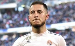 Hazard chính thức cập bến Real, giá 100 triệu euro