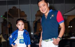 Con gái cựu cầu thủ Hồng Sơn đi thi người mẫu: Bố ủng hộ con!