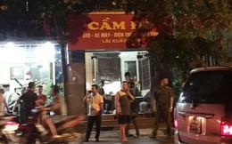 Xác định danh tính thanh niên đâm nữ chủ tiệm cầm đồ rồi kéo lên tầng 2 cố thủ ở Hà Nội