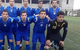 """Sao bóng đá đội tuyển Syria trở thành """"trùm"""" phiến quân: Cái chết đau đớn"""