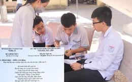 Nghệ An: Xôn xao thông tin đề thi Ngữ văn lớp 10 trùng với đề thi khảo sát chất lượng của một huyện