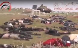 """Phiến quân """"chết như ngả rạ"""" - Mỹ, Đức có hành động lạ ở Syria"""