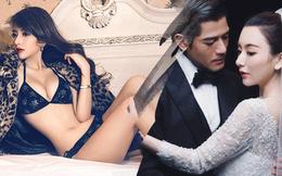 """Bà xã kém 22 tuổi của Quách Phú Thành: Từ cô người mẫu nổi loạn chẳng ai hay đến người vợ ngoan """"trói chặt"""" trái tim gã trai đa tình"""