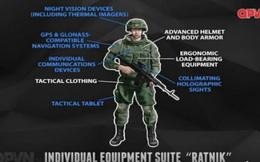 Áo giáp chống đạn và công nghệ ép áo giáp chống đạn