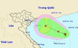 Vùng áp thấp khả năng mạnh thành bão, ảnh hưởng trực tiếp miền Bắc và Trung