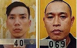 Hai phạm nhân trốn trại tạm giam Công an tỉnh Bình Thuận như thế nào?