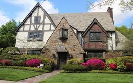 Những ngôi nhà theo phong cách Tudor - dấu ấn vàng son của kiến trúc Anh Quốc