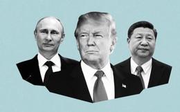 Từ căng thẳng, vì sao Tổng thống Trump chuyển hòa dịu với các đối thủ tại G20?