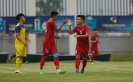U22 Việt Nam 1-0 U18 Việt Nam: HLV Park Hang-seo chưa thể an tâm