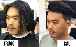 Vốn xuề xòa là thế, đàn ông Việt giờ đã bạo chi cho mái tóc như thế này đây