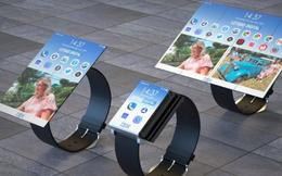 Đây là thiết kế smartwatch điên rồ nhất bạn từng thấy và nó không đến từ Apple hay Samsung