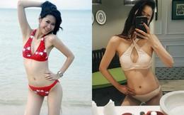 """Dương Thùy Linh """"lột xác"""", nóng bỏng sau 11 năm thi Hoa hậu hoàn vũ Việt Nam"""