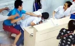 Nữ nhân viên y tế đang mang thai bị hành hung tại bệnh viện