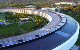 Trụ sở Apple là một trong những tòa nhà đắt nhất thế giới, lại có thể chống động đất nhờ công nghệ Nhật Bản