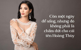 Á hậu Hoàng Thùy: Nếu chỉ còn 1 ngày để sống, tôi sẽ đến bệnh viện hiến tạng