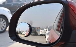 Sử dụng gương chiếu hậu ô tô sao cho đúng cách?
