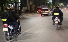 Cảnh sát cơ động Hải Phòng bị nhóm thanh niên đi xe máy khiêu khích, tấn công khi đang tuần tra
