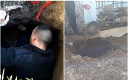 7 tù nhân hì hục đào hầm vượt ngục suốt 2 ngày nhưng rút cục lại dẫn tới… cũi chó