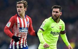 """Bom tấn"" Griezmann gia nhập Barcelona, Atletico dọa kiện ra tòa"