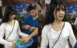Nữ sinh Lào Cai xinh đẹp đi bán hàng rong bị tố làm màu, lý do thực sự được tiết lộ