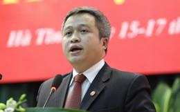 Hà Tĩnh có tân Chủ tịch UBND tỉnh 43 tuổi