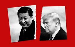 """Từ """"bạn thân"""" thành """"thân ai nấy lo"""": Ông Trump bất ngờ phát biểu lạnh lùng về ông Tập - Tin xấu với TQ?"""