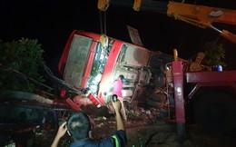 Lời khai của tài xế xe khách gây tai nạn khiến 14 người thương vong
