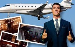 """Ronaldo trốn thuế máy bay, lĩnh ngay 2 năm """"bóc lịch""""?"""