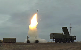 Israel tấn công Syria: Nỗi khiếp sợ nhất bây giờ là tên lửa S-400 Nga!