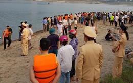 Rủ nhau tắm sông Đà, 4 thanh niên bị cuốn vào dòng xoáy tử vong thương tâm