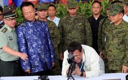 """Philippines sắp """"rước họa"""" vì TT Duterte định giáo dục cả nước về thỏa thuận với ông Tập?"""