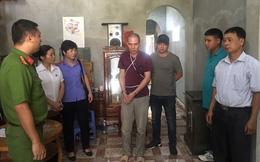 Vẻ tiều tuỵ của kẻ thứ 4 thực nghiệm hiện trường vụ nữ sinh giao gà bị sát hại ở Điện Biên