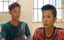 Anh em sinh đôi ở Tây Ninh rủ nhau đi cướp taxi