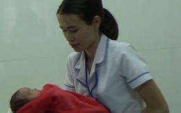 Vụ bé gái bị bỏ rơi ở hoa viên: Đã tìm thấy người mẹ