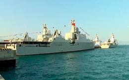 Tự hào vũ khí Việt Nam: Tàu Gepard lớn và hiện đại nhất có chuyến đi lịch sử - Kỷ lục mới