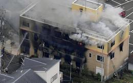 Câu nói 'lạnh gáy' của kẻ phóng hỏa đốt xưởng phim Nhật làm 33 người chết