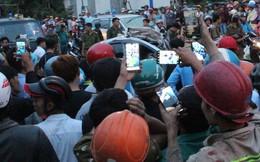 Tai nạn nghiêm trọng, cả trăm người đua nhau phát live Facebook